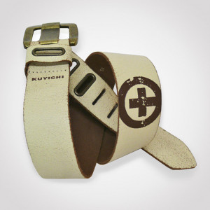 Kuyichi leather belt JEVER